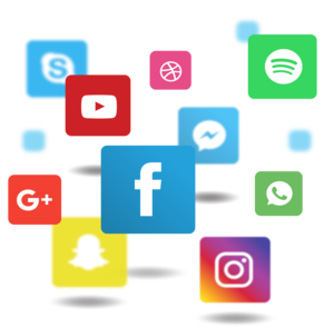 Social Media PNG File PNG Clip art