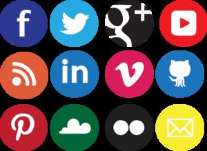 Social Media PNG Pic PNG Clip art