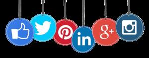 Social Media Transparent PNG PNG Clip art