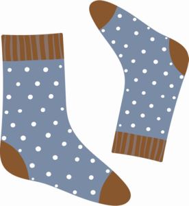 Socks Transparent Background PNG Clip art