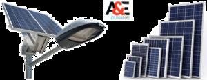 Solar Street Light Transparent PNG PNG Clip art