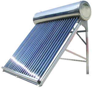 Solar Water Heater Background PNG PNG Clip art
