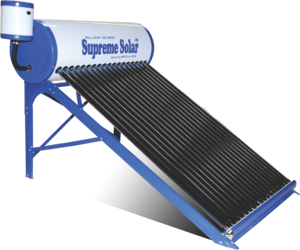 Solar Water Heater PNG Photo PNG Clip art