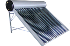 Solar Water Heater PNG Pic PNG Clip art