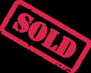 Sold PNG Transparent Image PNG Clip art