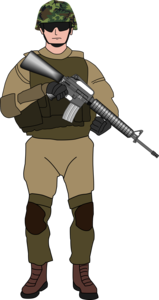 Soldier Transparent PNG PNG Clip art