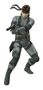 Solid Snake PNG Clipart PNG Clip art