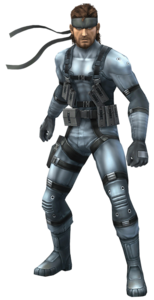 Solid Snake PNG HD PNG Clip art