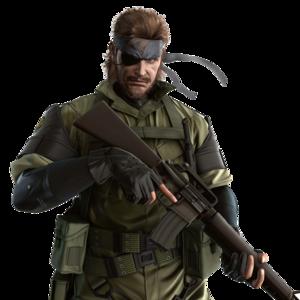 Solid Snake PNG Image PNG Clip art