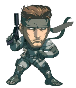 Solid Snake PNG Photos PNG icon