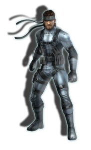 Solid Snake PNG Pic PNG Clip art