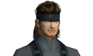 Solid Snake Transparent Background PNG Clip art
