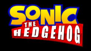 Sonic The Hedgehog Logo PNG File PNG Clip art