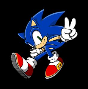 Sonic The Hedgehog Transparent PNG PNG Clip art