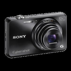 Sony Digital Camera PNG Image PNG Clip art