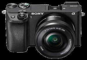 Sony Digital Camera PNG Transparent Image PNG Clip art