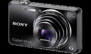 Sony Digital Camera Transparent PNG PNG Clip art