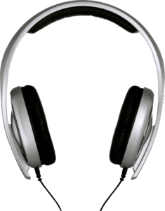 Sony Headphone Transparent Background PNG Clip art