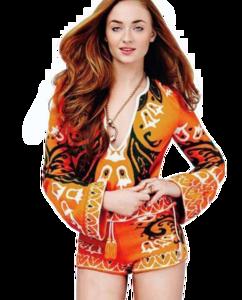 Sophie Turner PNG Image PNG Clip art