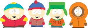 South Park PNG Transparent Picture PNG clipart