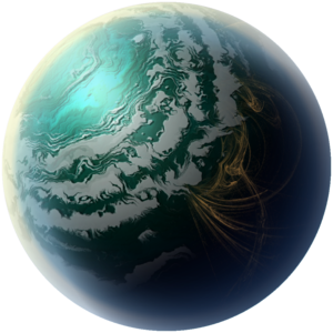 Space Planet Transparent Background PNG Clip art