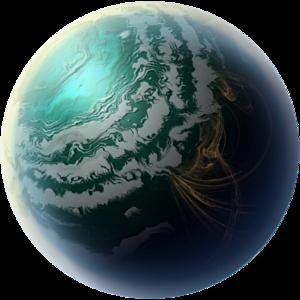 Space Planet Transparent Background PNG Clip art