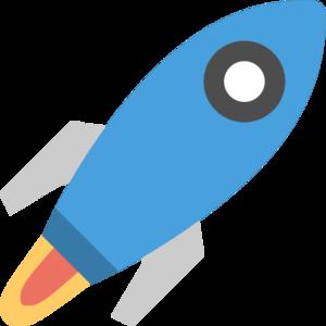 Spaceship Transparent Background PNG Clip art