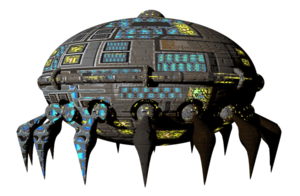 Spaceship Transparent PNG PNG Clip art