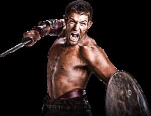 Spartacus PNG Image PNG Clip art