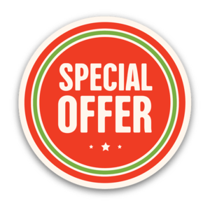 Special offer PNG HD PNG Clip art