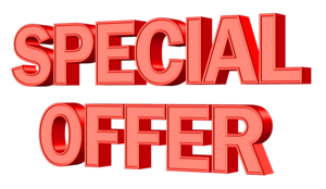 Special offer Transparent Background PNG Clip art
