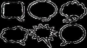 Speech Bubble PNG Clipart PNG Clip art