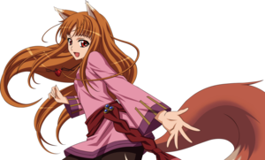 Spice And Wolf PNG Clipart PNG Clip art