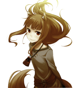 Spice And Wolf PNG File PNG Clip art