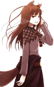 Spice And Wolf PNG Free Download PNG Clip art