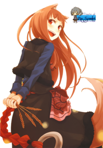 Spice And Wolf PNG HD PNG Clip art