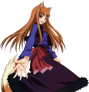 Spice And Wolf PNG Photos PNG Clip art