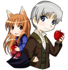 Spice And Wolf PNG Transparent Image PNG Clip art