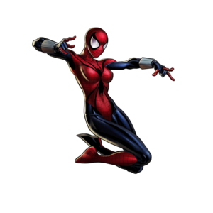 Spider Woman PNG File PNG clipart