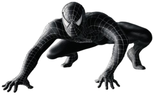 Spiderman Black PNG Image PNG Clip art