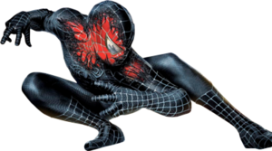 Spiderman Black PNG Transparent Image PNG Clip art
