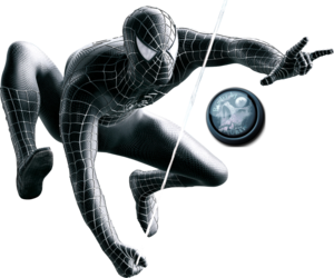 Spiderman Black Transparent PNG PNG Clip art