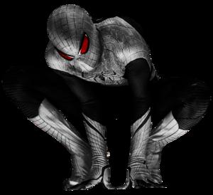 Spiderman Black PNG Clip art