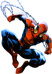 Spiderman Comic PNG File PNG Clip art