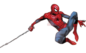 Spiderman Comic PNG Free Download PNG Clip art