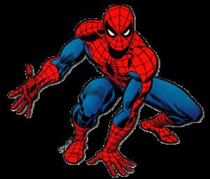 Spiderman Comic PNG HD PNG Clip art