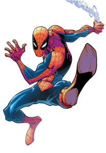 Spiderman Comic PNG Picture PNG Clip art