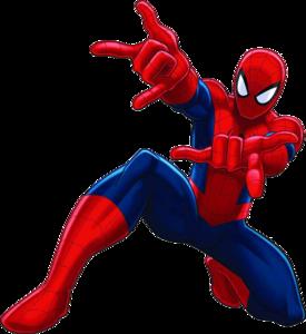 Spiderman Comic Transparent Background PNG Clip art