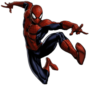 Spiderman Comic Transparent PNG PNG clipart