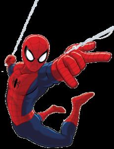 Spiderman Comic PNG Clip art
